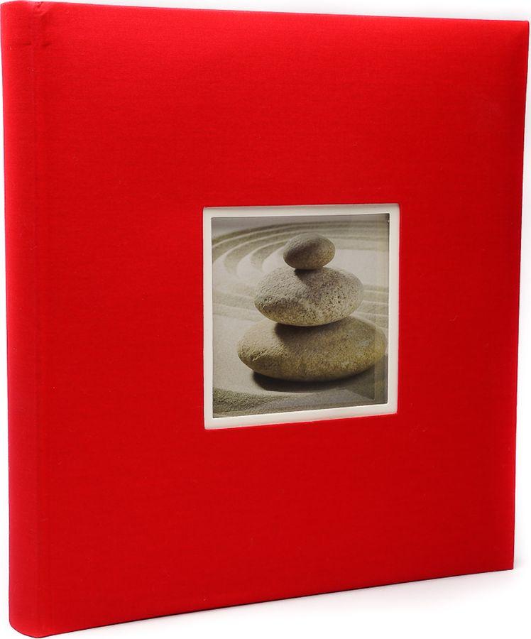 Фотоальбом Fotografia Классика, FA-EBBM400-851, красный, 400 фото цена