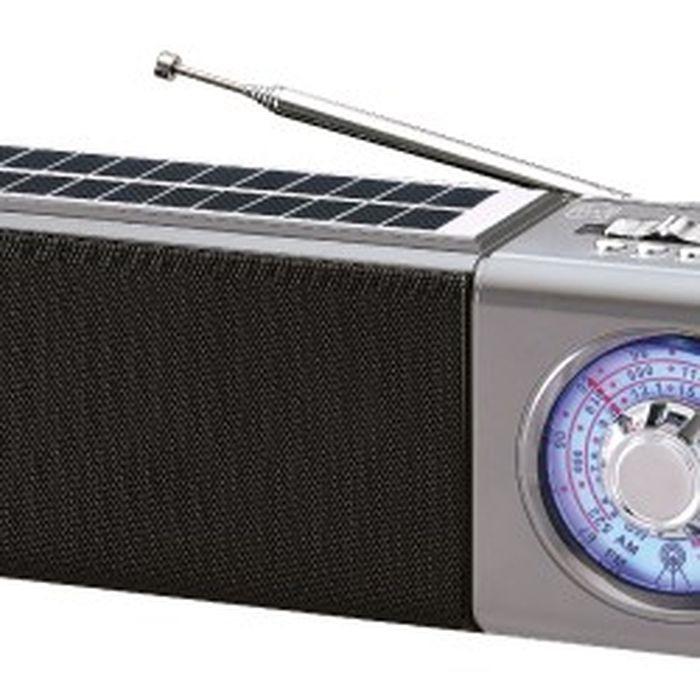 Радиоприемник MAX MR 400, серебристый