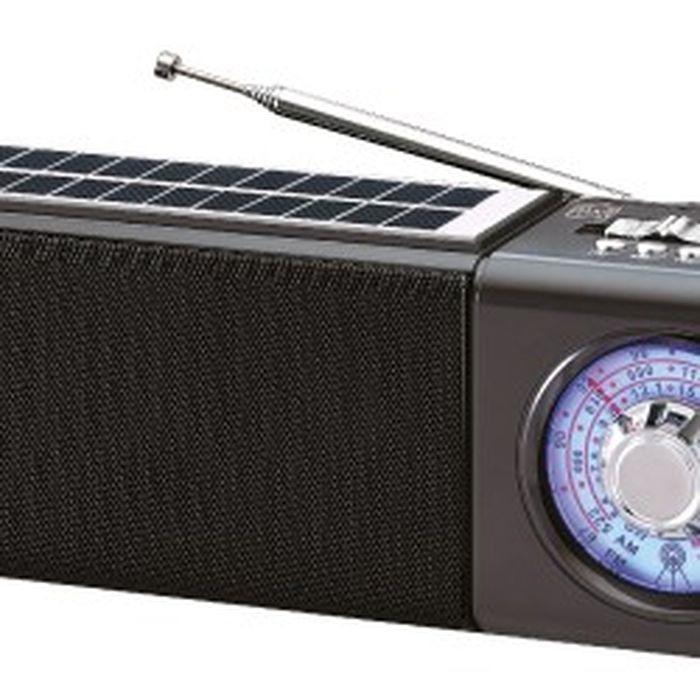 Радиоприемник MAX MR 400, темно-серый