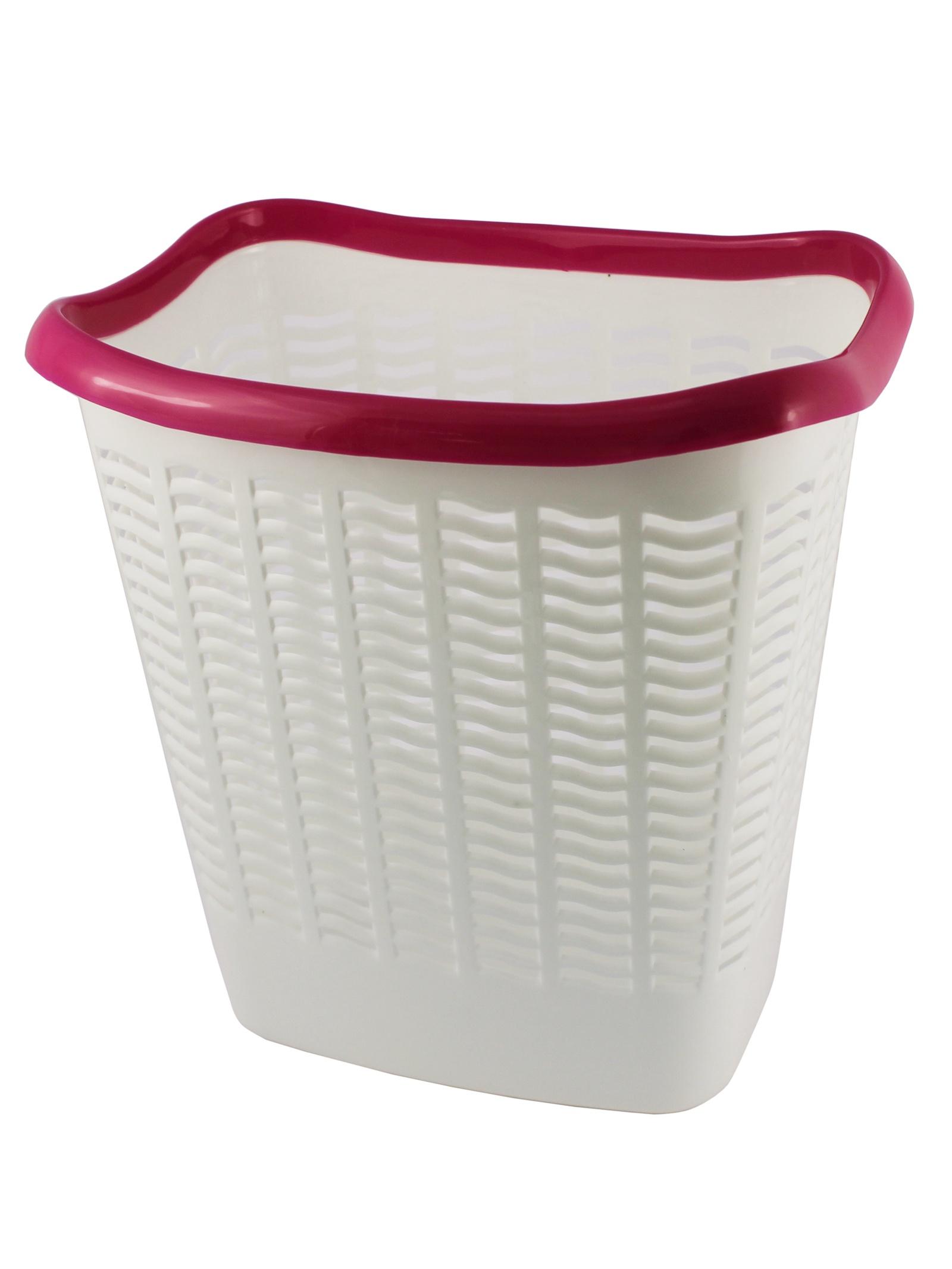 Корзина для мусора 12л корзина из рисовой соломы louna малая модель высота 48 см