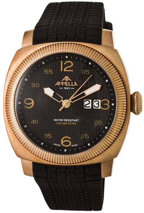 Часы Appella AP-4193-4014 все цены
