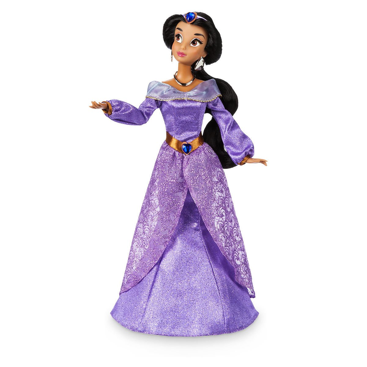 Поющая кукла Принцессы Дисней Жасмин - Аладдин Disney все цены