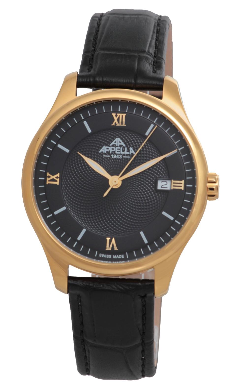 Часы Appella AP-4331-1014 все цены