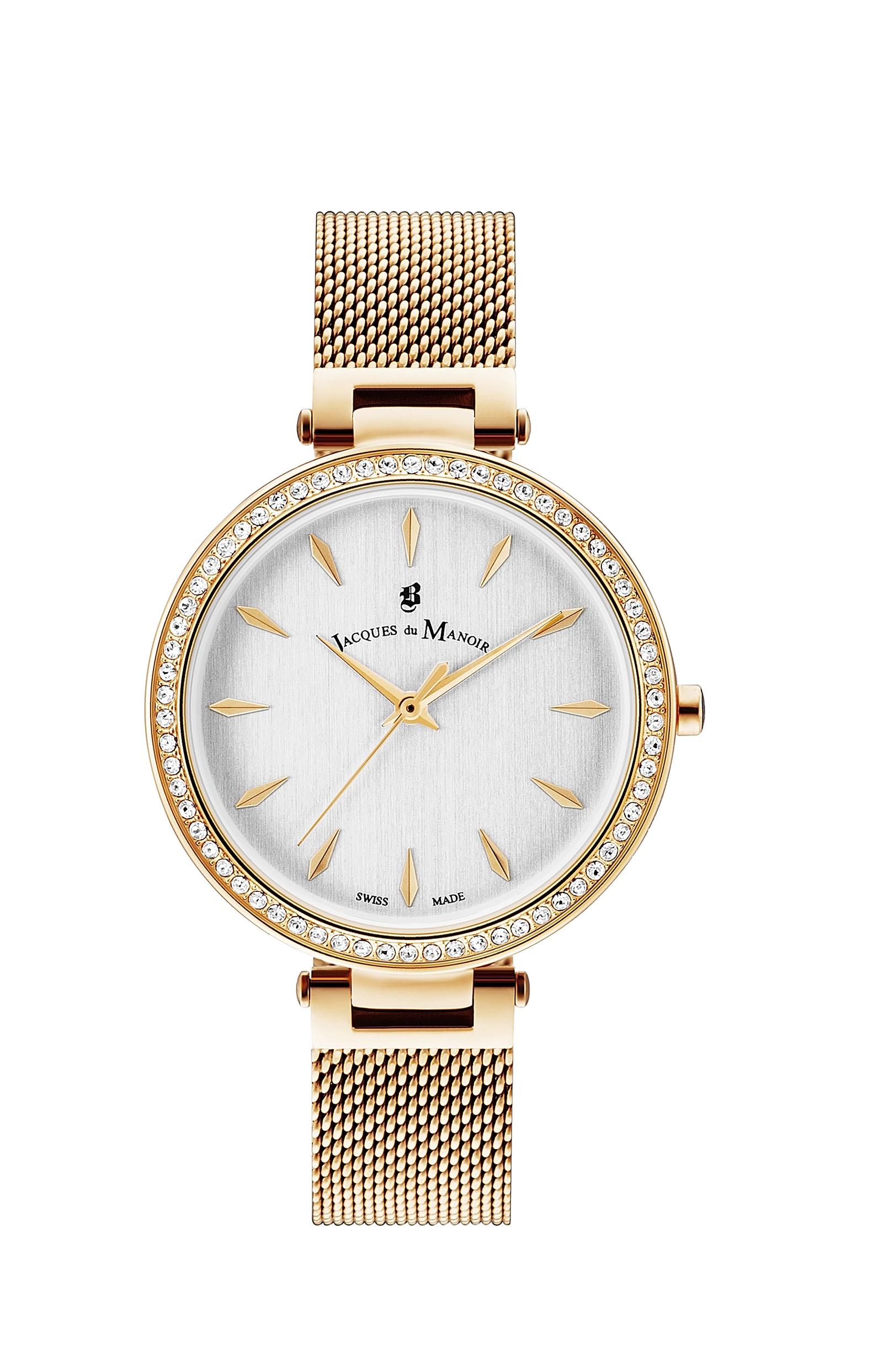 Наручные часы Jacques Du Manoir GLA.03 все цены