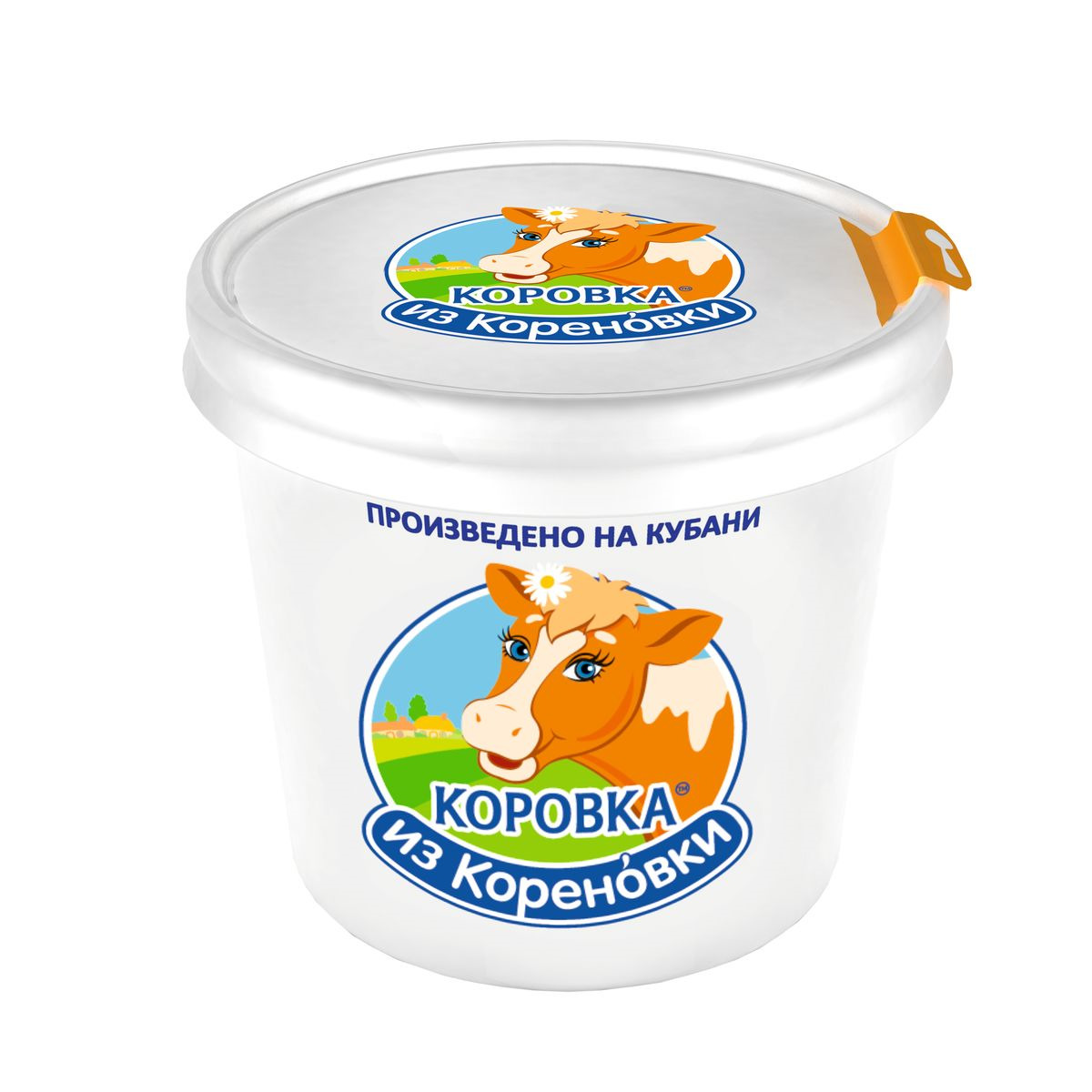 Мороженое Коровка из Кореновки Пломбир крем-брюле, в бумажном стакане, с ложкой, 80 г мороженое росфрост крем брюле 100 г