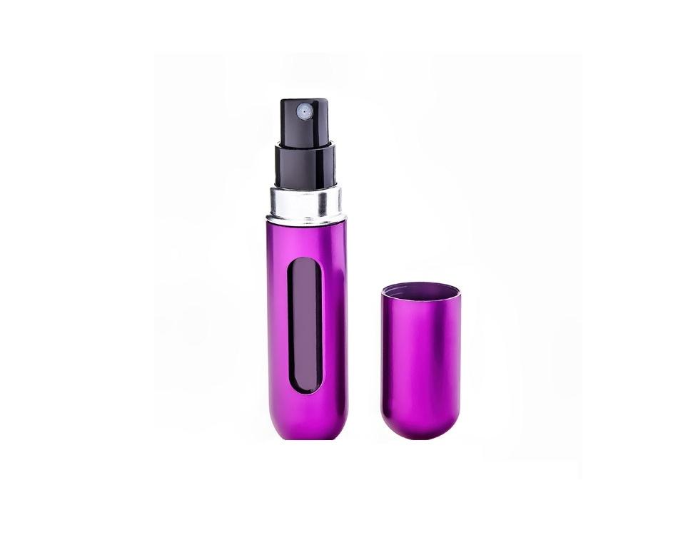 Атомайзер, фиолетовый