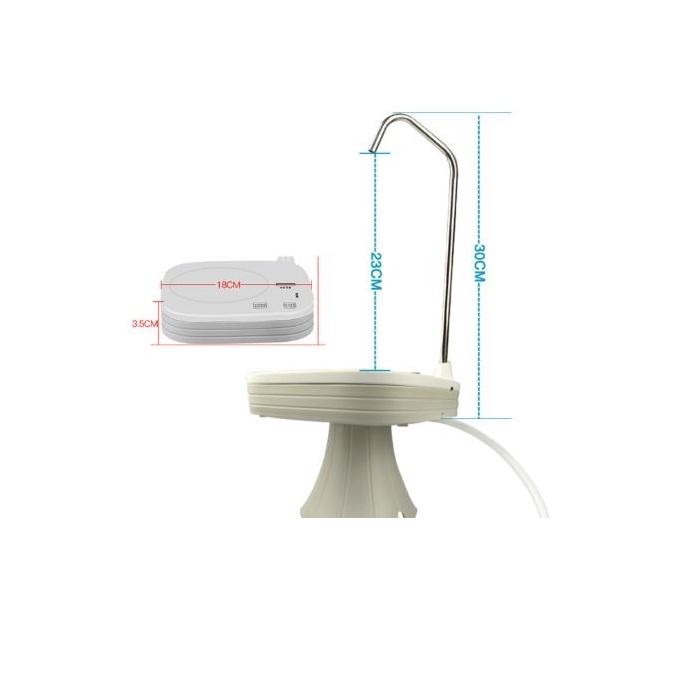 Электрическая помпа для воды под бутылки 19л JAV-T3 ArmaControl