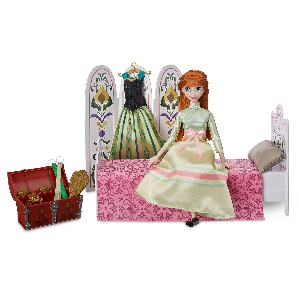 цены на Набор кукла Холодное Сердце Дисней Анна день коронации Disney  в интернет-магазинах