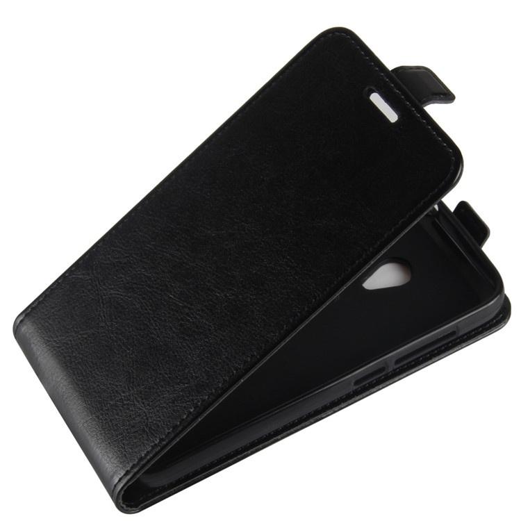 Чехол-флип MyPads для Alcatel U5 3G 4047D / Alcatel U5 3G 4047X вертикальный откидной черный цены