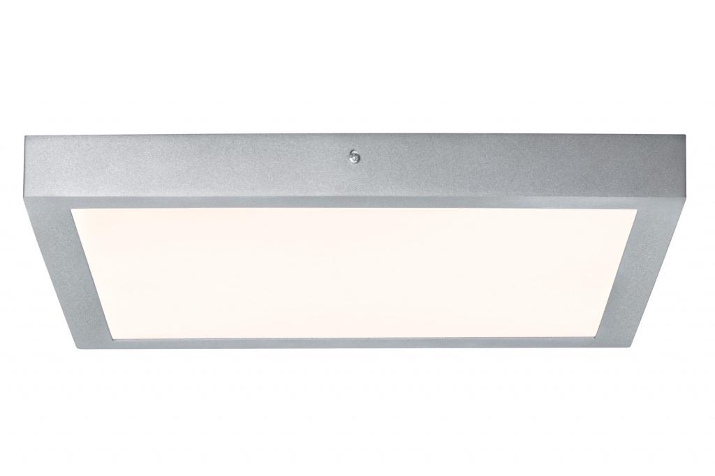 Светодиодная панель W-D Lunar LED 400x400 21,8W, 3000К, 230В, Германия, хром матовый цена