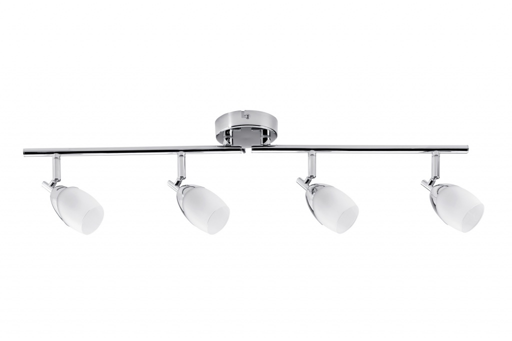 Потолочный светильник Yasmin 4x42W G9, хром