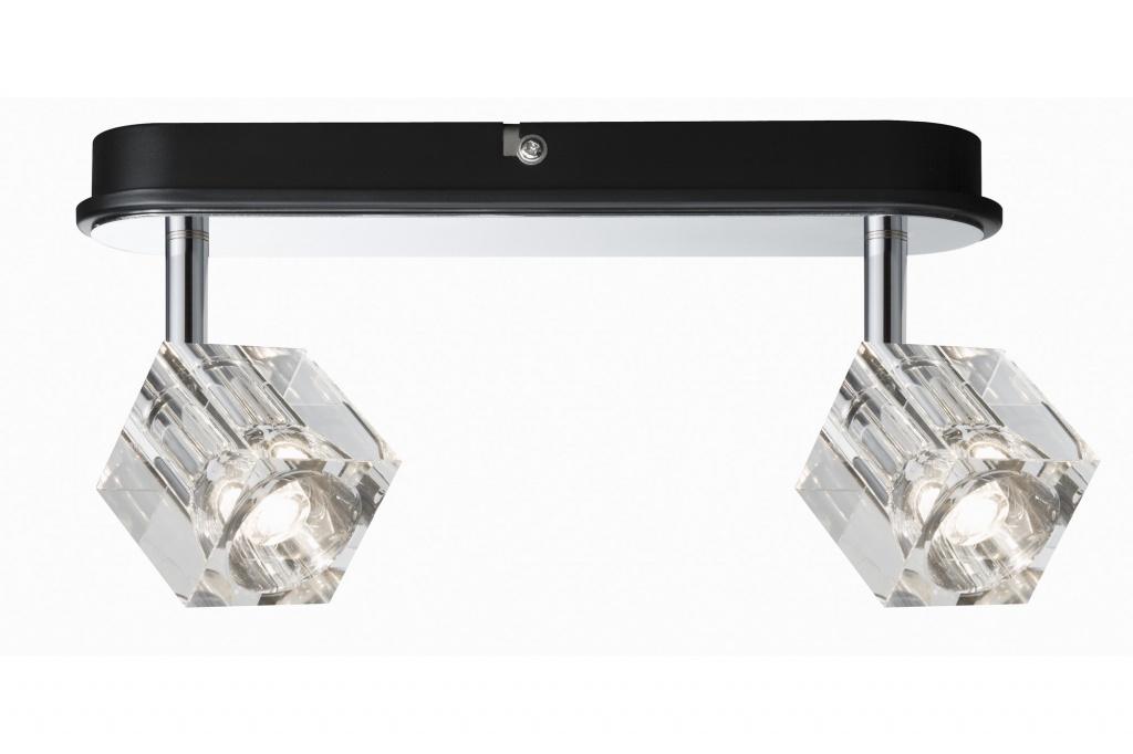 Потолочный светильник Ice Cube 2x3W спот paulmann ice cube 60027