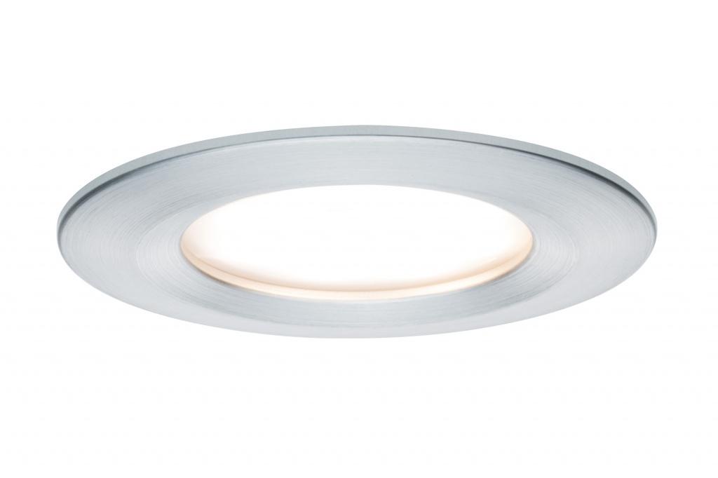 Светильник встраиваемый Prem EBL Coin Slim rd starr LED 3x_W Alu светильник donolux sa1541 sa1543 alu
