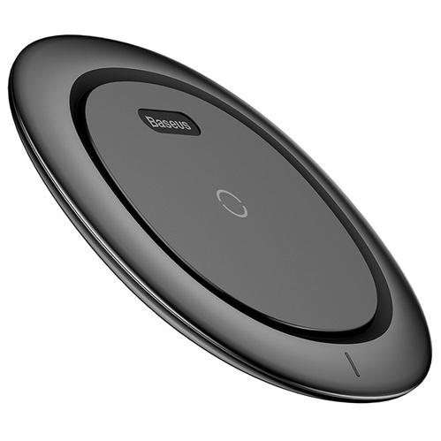 Беспроводная зарядка для телефона быстрая Baseus UFO - Черная (WXFD-01) цена и фото