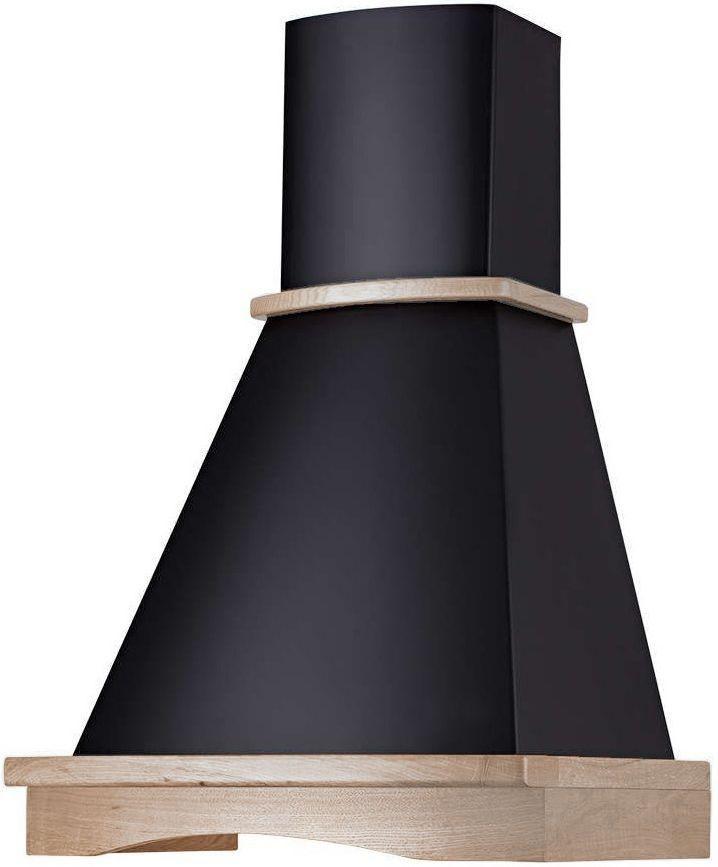 Купольная вытяжка Korting KHC 6740 RN Wood
