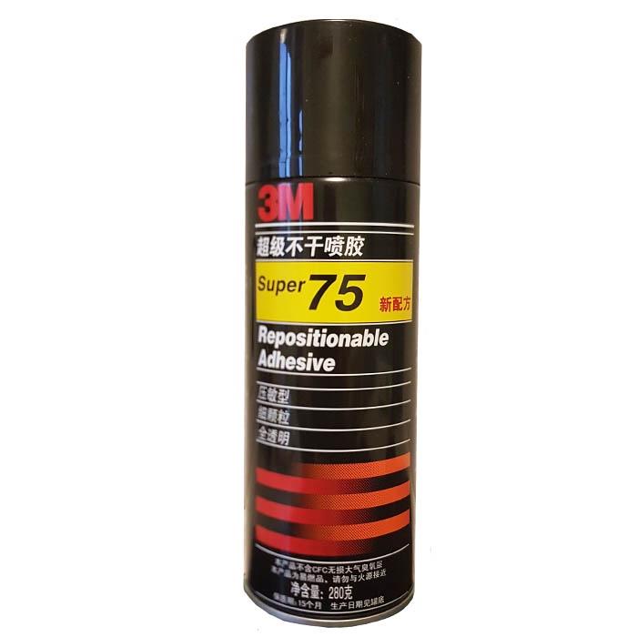 цена на Клей 3М 75 Аэрозольный клей-спрей, 400мл