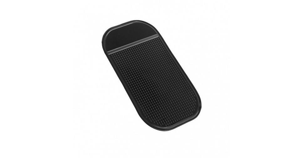 Автомобильный держатель Dream DRM-SN1-0 Коврик для телефона и мелких предметов на торпеду, черный