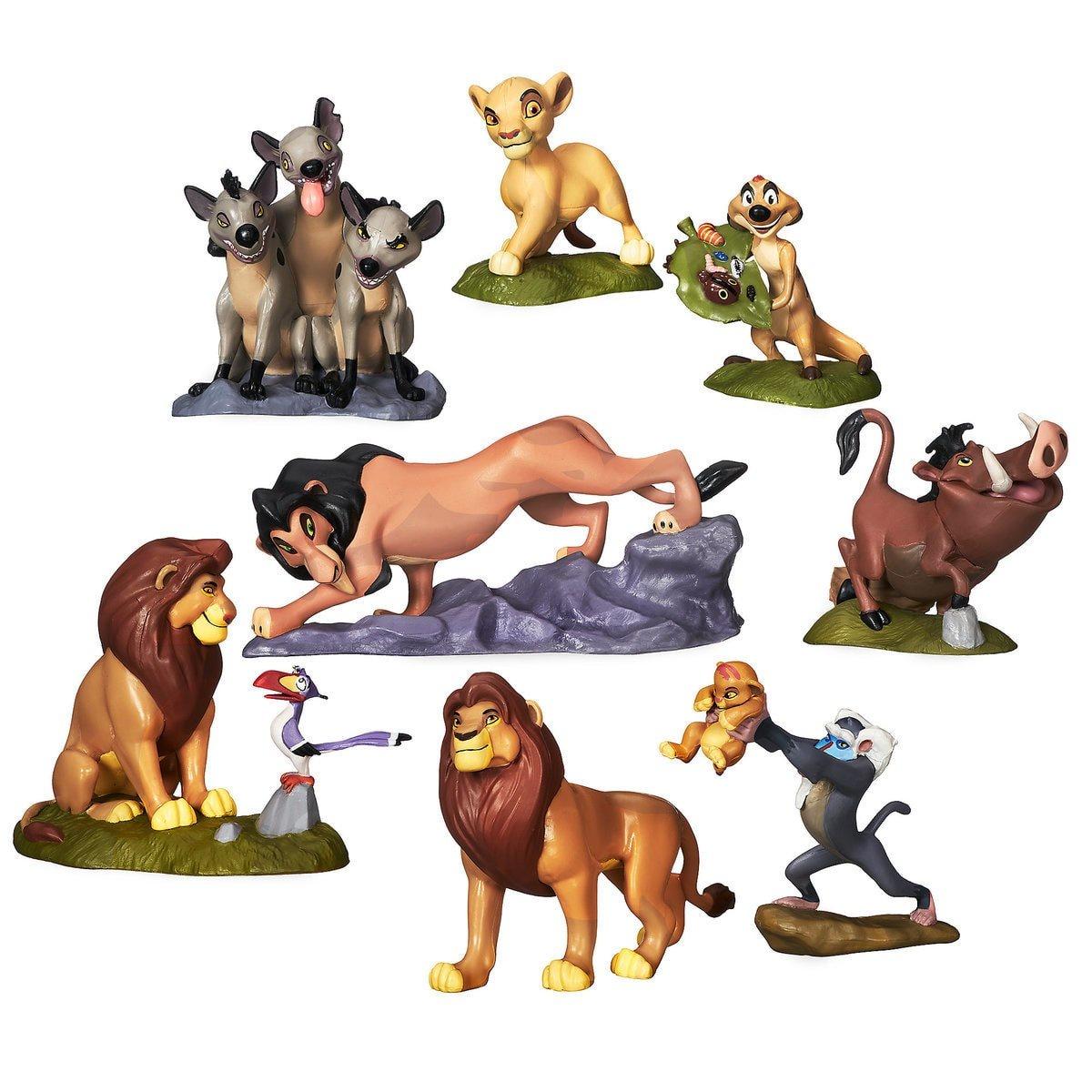 Игровой набор фигурок Дисней Король Лев Disney лев