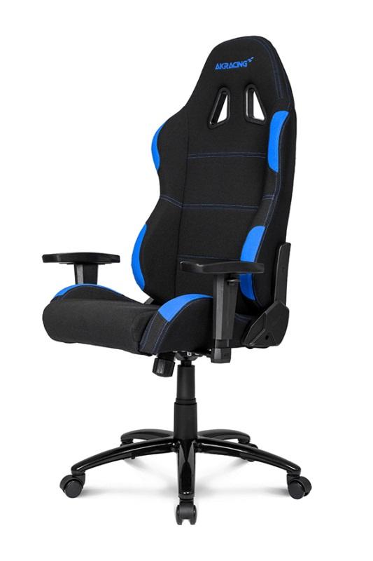 все цены на Игровое Кресло AKRacing K7012 (цвет обивки: синий, цвет каркаса: черный) онлайн