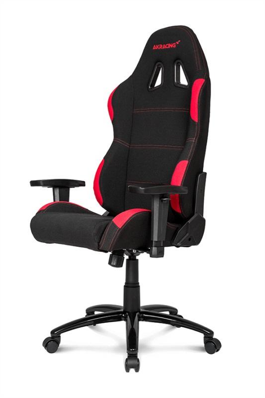 все цены на Игровое Кресло AKRacing K7012 (цвет обивки: красный, цвет каркаса: черный) онлайн