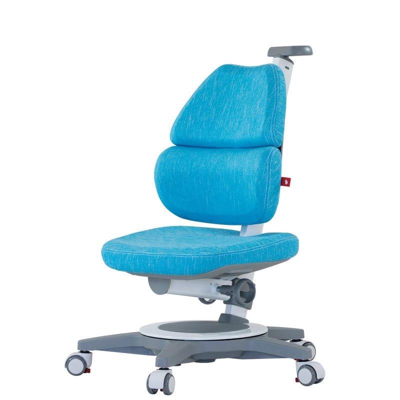 Компьютерное кресло для школьника TCT Nanotec Ego (Ergo-Elite) (цвет обивки: голубой)