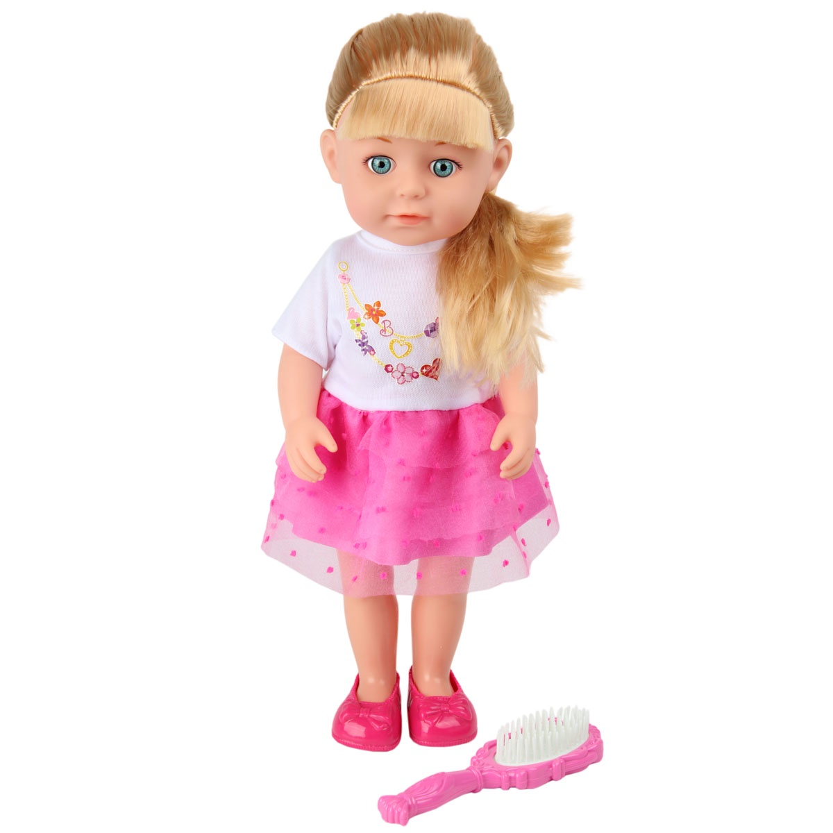 Кукла Сонечка veld co кукла цвет одежды бежевый розовый