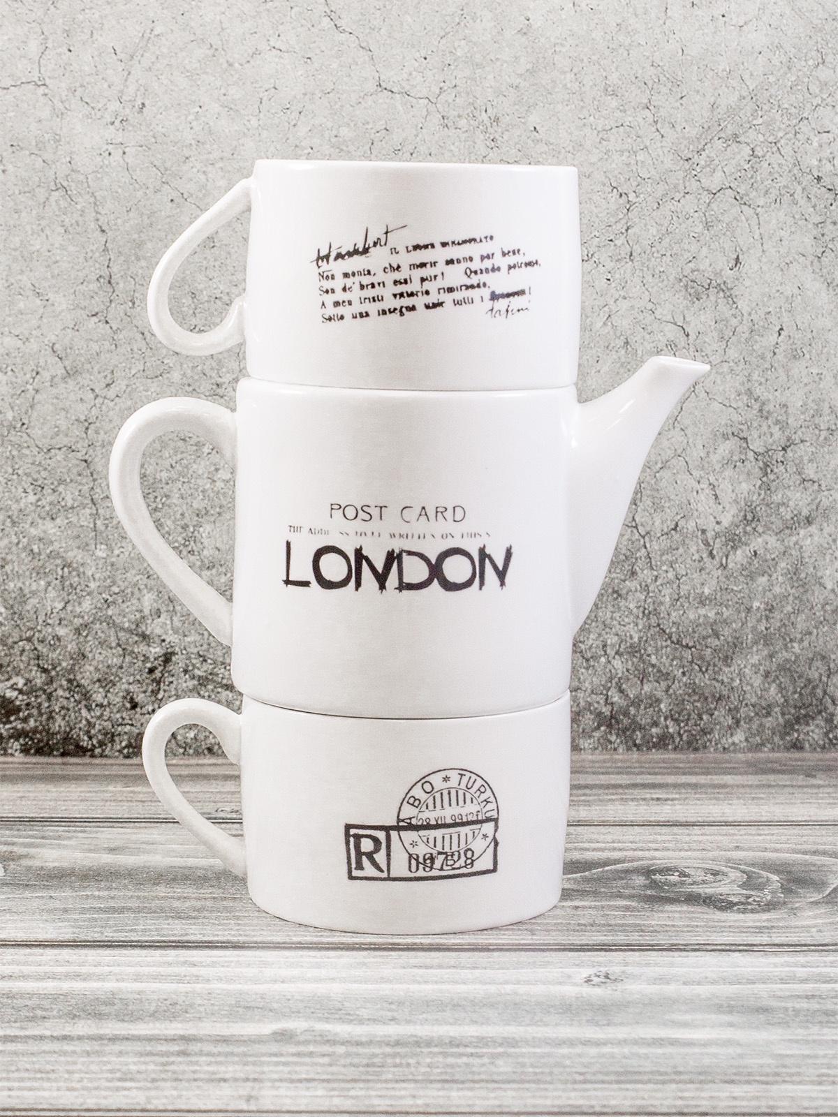 чайник с картинками лондона каком-то
