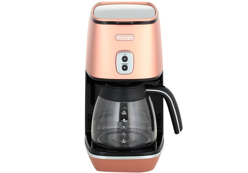 Кофеварка капельная DeLonghi DISTINTA ICMI 211.CP