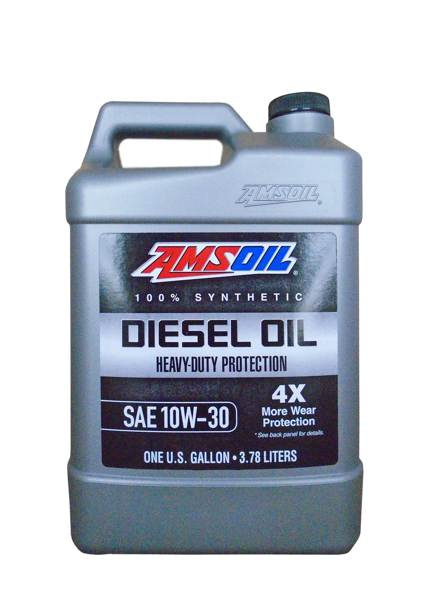 Моторное масло AMSOIL Heavy-Duty Synthetic Diesel Oil SAE 10W-30 (3,78л)