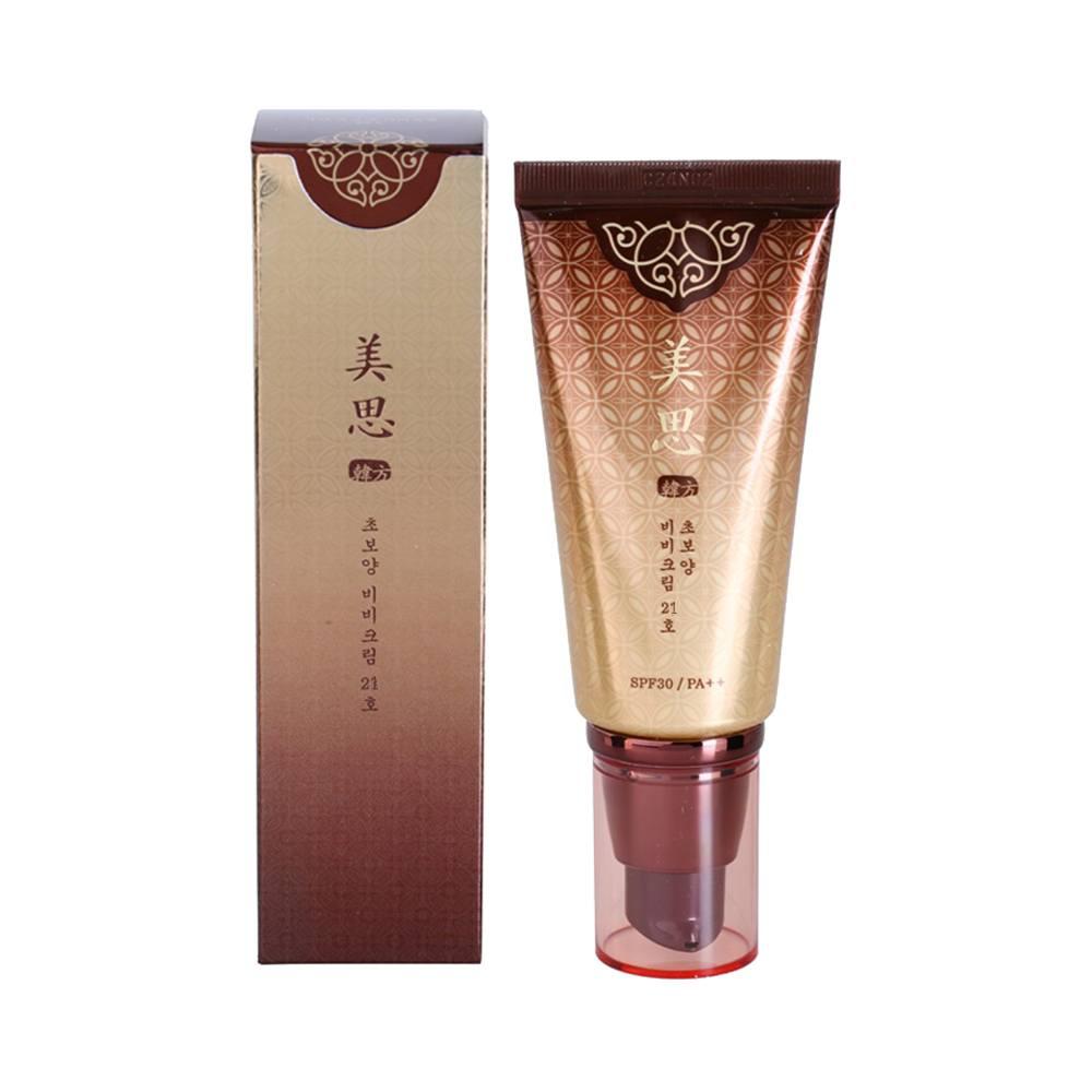 Missha ББ-крем для лица Oriental Cho Bo Yang 50 мл. тон 21 - Светлый беж missha 100ml