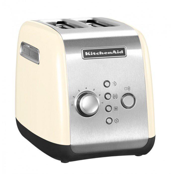 Тостер KitchenAid, кремовый, 5KMT221EAC