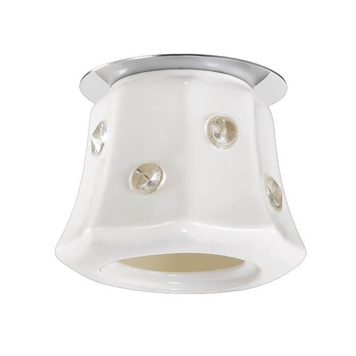 Встраиваемый светильник Novotech 370158, G9, 40 Вт