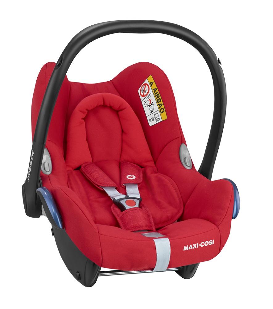 Maxi-Cosi автокресло CabrioFix Nomad Red (0-13 кг)