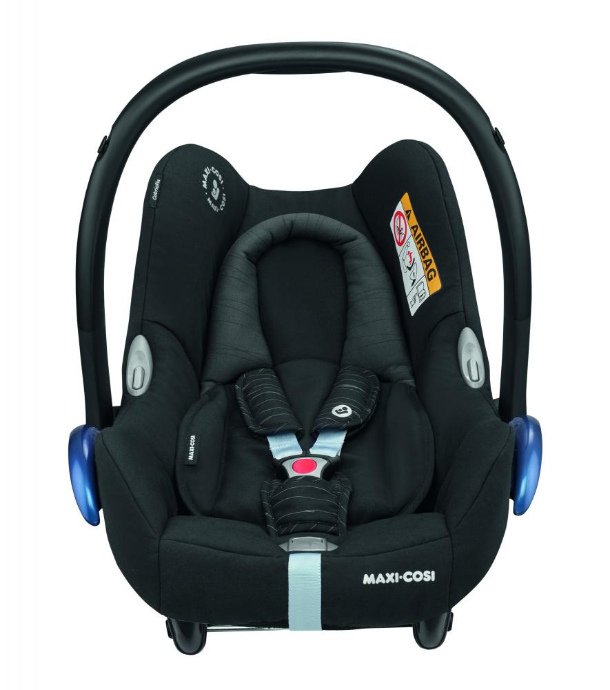 Maxi-Cosi автокресло CabrioFix Skribble Black (0-13 кг) цены