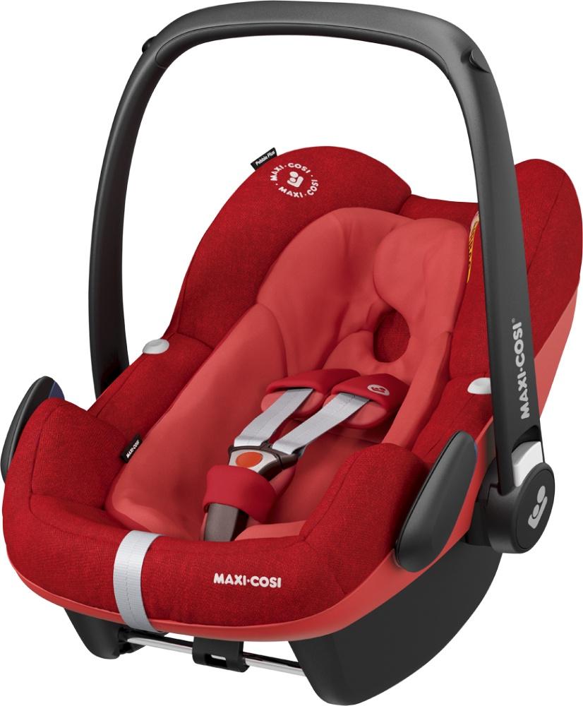 Maxi-Cosi автокресло Pebble Plus Nomad Red (0-13 кг) защитный коврик для кресла автомобиля maxi cosi 72508950 33200001