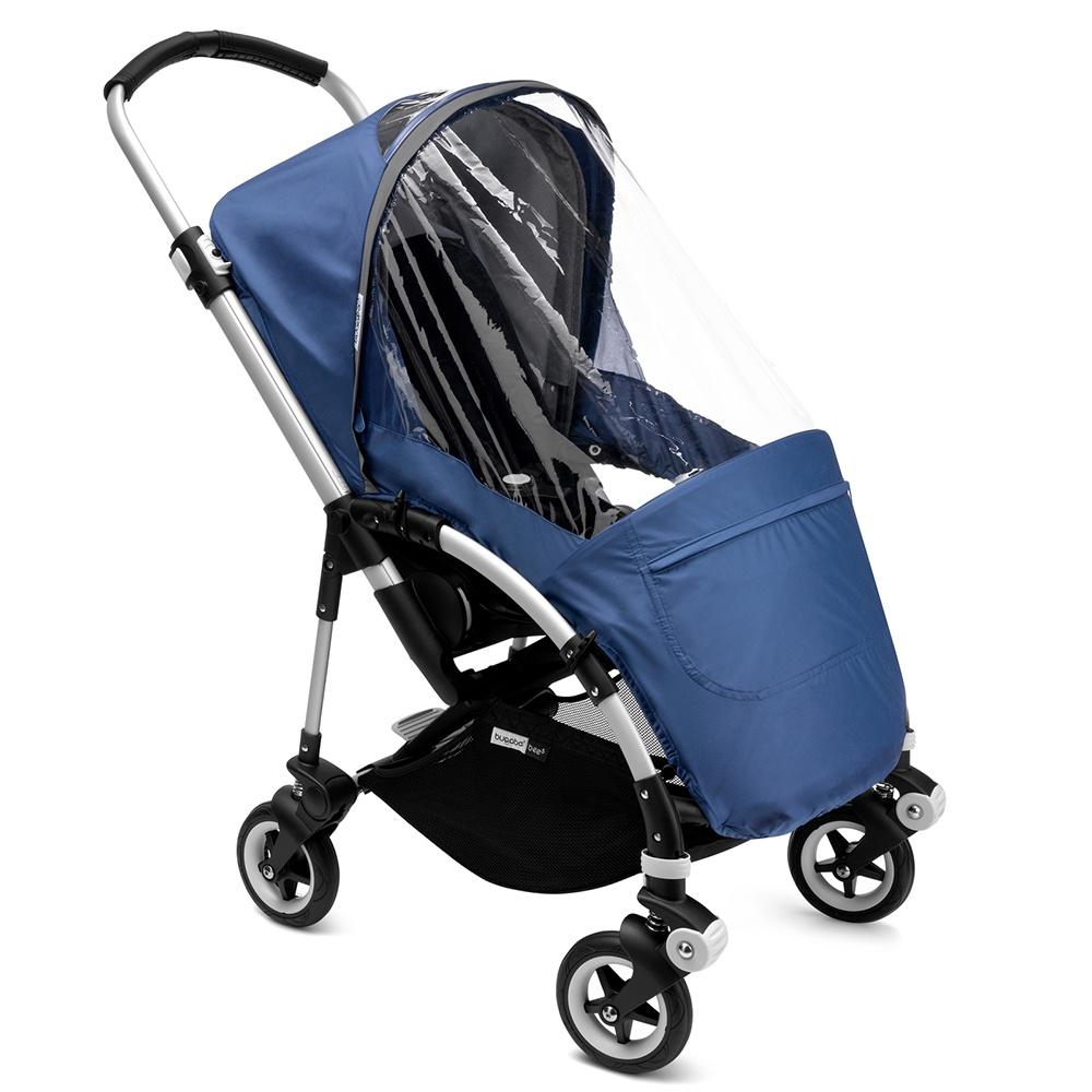 Bugaboo Дождевик для Cameleon/Fox High perfomance SKY BLUE сумка для коляски affinity blue sky