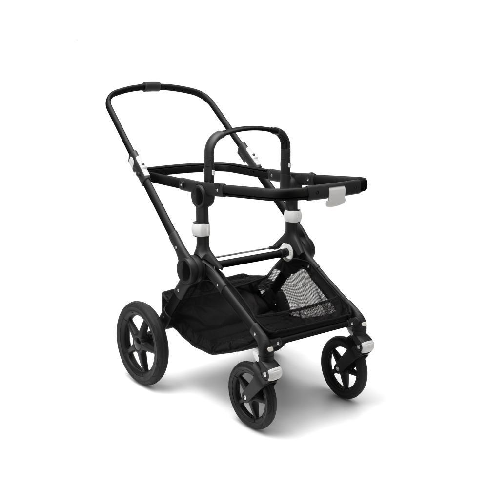 Bugaboo FOX основание коляски BLACK 2019