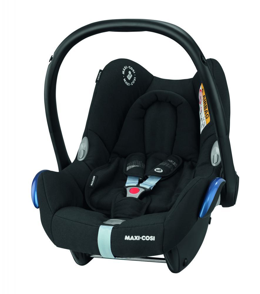 Maxi-Cosi автокресло CabrioFix Frequency Black (0-13 кг)