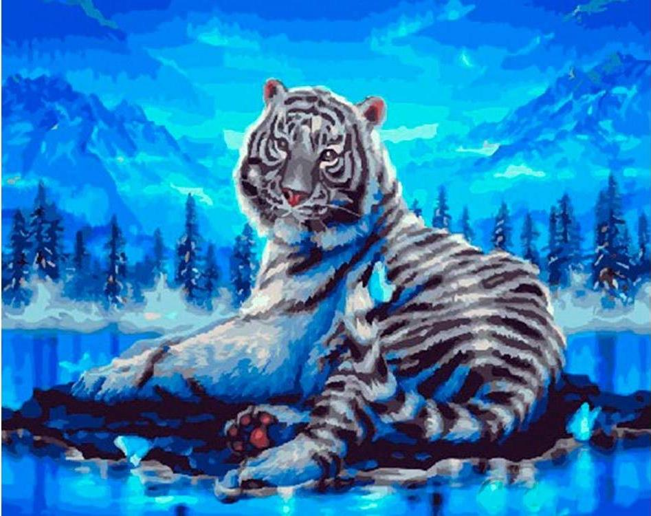 Картина по номерам Paintboy Original