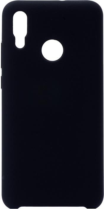 Чехол силиконовый Gosso Cases Soft Touch Premium для Huawei P Smart (2019) / Honor 10 Lite черный