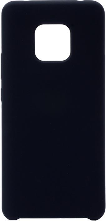 Чехол силиконовый Gosso Cases Soft Touch Premium для Huawei Mate 20 Pro черный