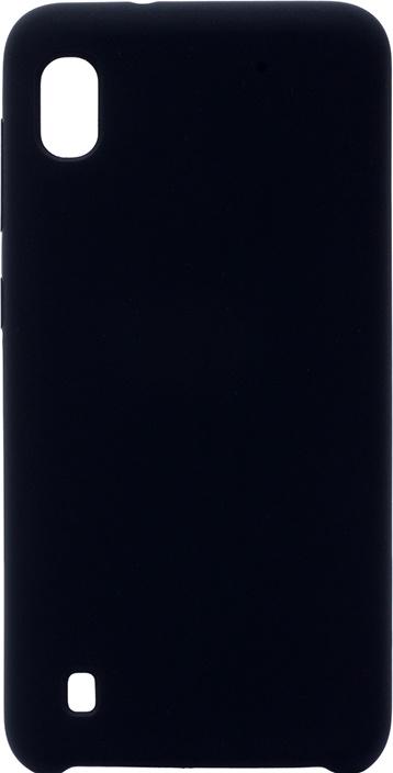 Чехол силиконовый Soft Touch Premium для Samsung Galaxy A10 черный