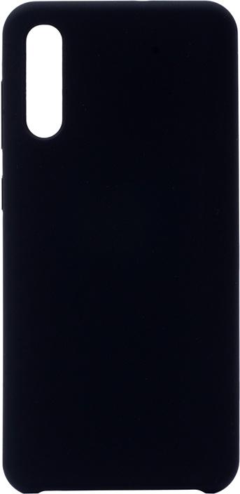 Чехол силиконовый Soft Touch Premium для Samsung Galaxy A50 черный