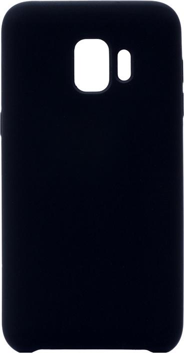 Чехол силиконовый Soft Touch Premium для Samsung Galaxy J2 Core черный