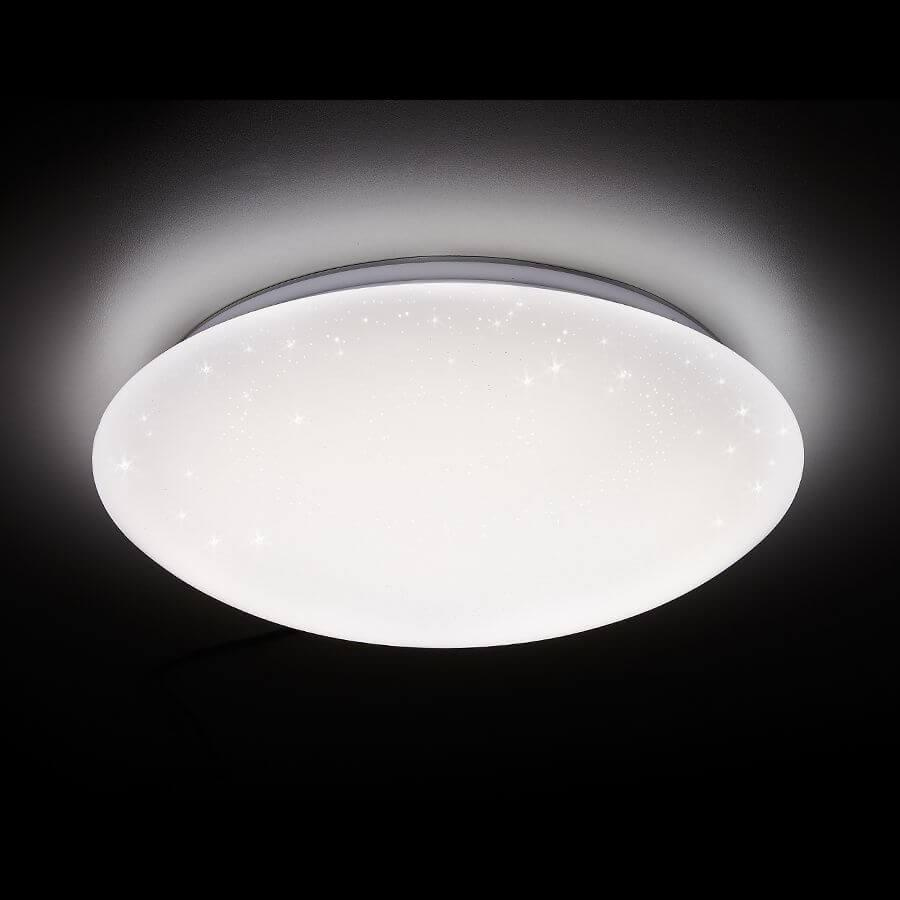 Накладной светильник Ambrella light F42 72W D500, LED, 72 Вт цены онлайн