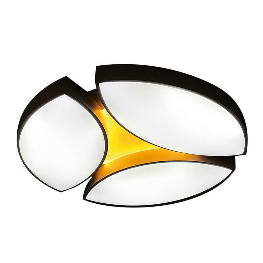 цены Потолочный светильник Ambrella light FG2070 WH 108W+16W D680, LED, 124 Вт