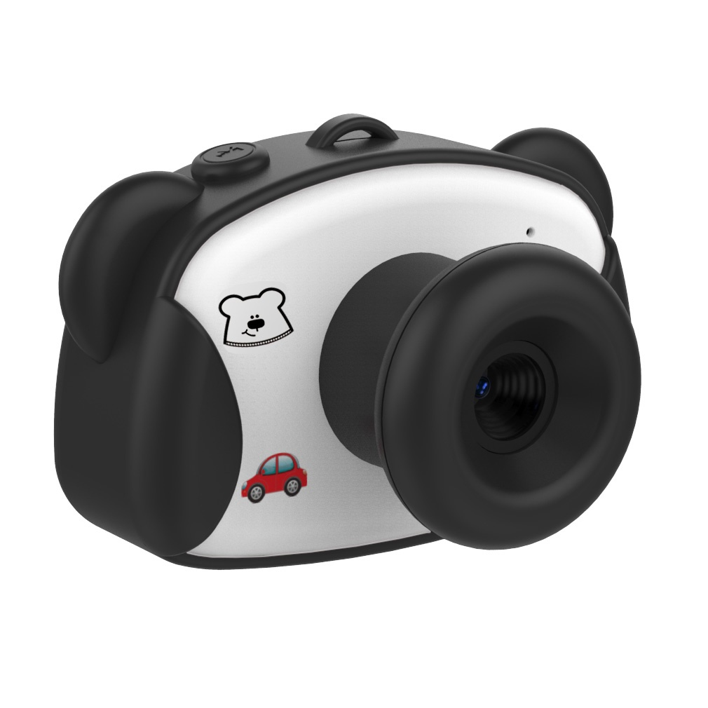 Детский фотоаппарат Lumicam by Lumicube, черный