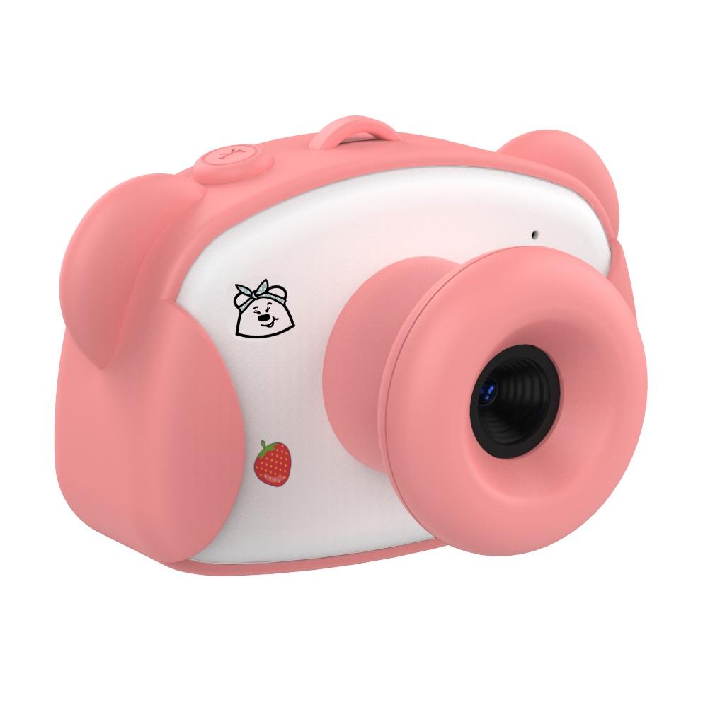 Детский фотоаппарат Lumicam by Lumicube, розовый