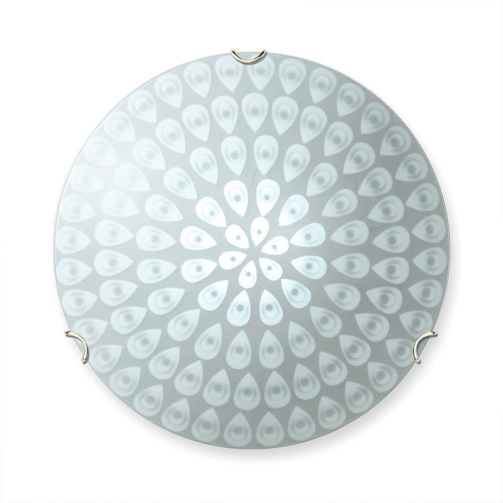 Настенно-потолочный светильник Vitaluce V6012/1A, E27, 100 Вт настенно потолочный светильник brilliant silvester 96106 06