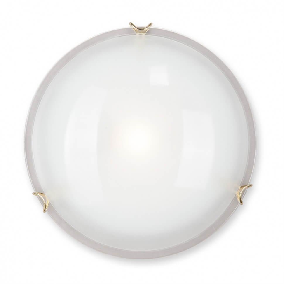 Настенно-потолочный светильник Vitaluce V6281/1A, E27, 100 Вт настенно потолочный светильник brilliant silvester 96106 06